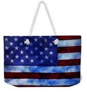 American Sky Weekender Tote Bag