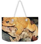 American Toads  Weekender Tote Bag