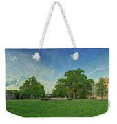 American University Quad Weekender Tote Bag