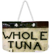 American Whole Tuna Weekender Tote Bag