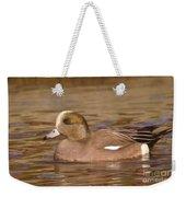 American Wigeon Weekender Tote Bag