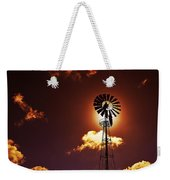 American Windmill Weekender Tote Bag by Marco Oliveira