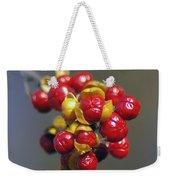 American Winterberry Weekender Tote Bag