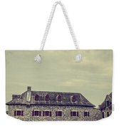 Fort Ticonderoga Weekender Tote Bag