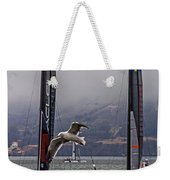 Americas Cup Oracle Team Usa V Artemis Racing Weekender Tote Bag