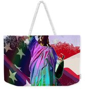 America's Statue Of Liberty Weekender Tote Bag