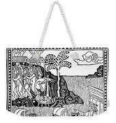 Amerigo Vespucci, 1505 Weekender Tote Bag