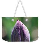 Amethyst Blossom Weekender Tote Bag