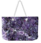 Amethyst Geode II Weekender Tote Bag