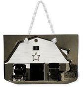 Amish Barn And Buggies Weekender Tote Bag