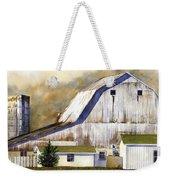 Amish Barn Weekender Tote Bag