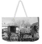 Amish Carriage, 1942 Weekender Tote Bag