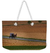 Amish Country Lancaster Pennsylvania Weekender Tote Bag