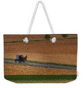 Amish Country Lancaster Pennsylvania Weekender Tote Bag