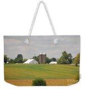 Amish Farm 2 Weekender Tote Bag