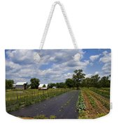 Amish Farm And Garden Weekender Tote Bag