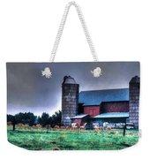 Amish Farming 2 Weekender Tote Bag