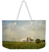 Amish Farmland Weekender Tote Bag