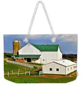 Amish Living Weekender Tote Bag