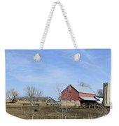 Amish Panorama Weekender Tote Bag