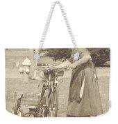 Amish Times Weekender Tote Bag
