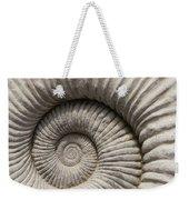 Ammonites Fossil Shell Weekender Tote Bag