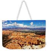 Among The Canyon Weekender Tote Bag