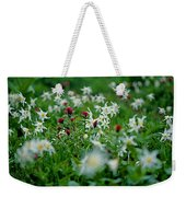 Among The Lillies Weekender Tote Bag