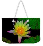 Among The Lily Pads Weekender Tote Bag