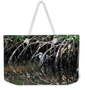 Among The Mangrove Roots Weekender Tote Bag