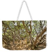 Among The Trees - The Mysterious Trees Of The Los Osos Oak Reserve Weekender Tote Bag