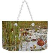 Among The Waterlillies 2 Weekender Tote Bag