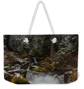 Amongst The Trees And Stones Weekender Tote Bag