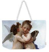 Amor And Psyche  Weekender Tote Bag