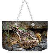 Amphibious Resident Weekender Tote Bag
