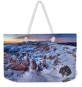 Amphitheater Sunrise Weekender Tote Bag