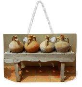 Amphoras  Weekender Tote Bag by Elena Elisseeva