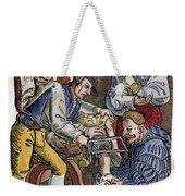 Amputation, 1540 Weekender Tote Bag