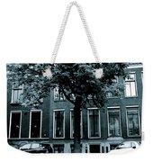 Amsterdam Electric Car Weekender Tote Bag