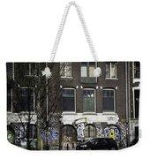 Amsterdam Graffiti Weekender Tote Bag
