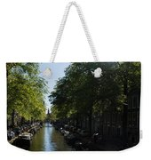 Amsterdam Spring - Green Sunny And Beautiful Weekender Tote Bag