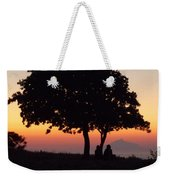An African Sunset Weekender Tote Bag