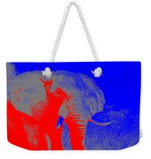 an Afternoon in Africa Weekender Tote Bag