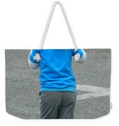 An Afternoon Of Fishing-no Luck Weekender Tote Bag
