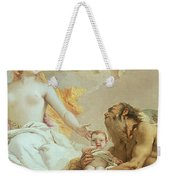 An Allegory With Venus And Time Weekender Tote Bag