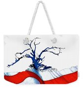 An American Tree Weekender Tote Bag