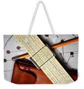 An Analytical Anomaly Weekender Tote Bag