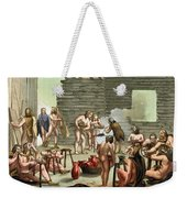 An Ancient Celtic Or Gaulish Camp Weekender Tote Bag
