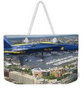 An Angel Over Baltimore Weekender Tote Bag