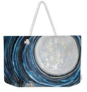 An Apparition Of The Moon  Weekender Tote Bag